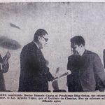 Entrega doctor honoris causa del presidente