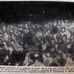 Foto de asistentes al evento.